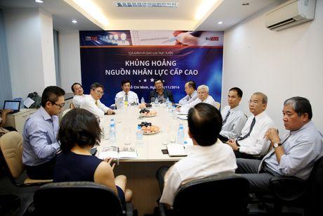 Chu tich GIBC Pham Phu Ngoc Trai: Khong dao tao lam sao co 'sao sang' - Anh 1