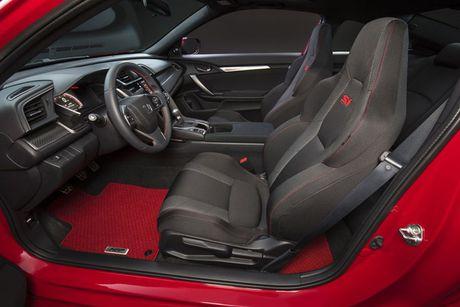Honda Civic 2017 ra mat ban nang cap the thao - Anh 3