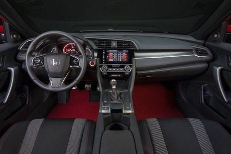 Honda Civic 2017 ra mat ban nang cap the thao - Anh 6