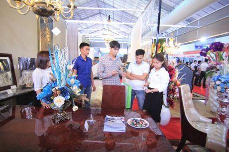 Dream World tham gia hoi cho Vietbuild Ha Noi lan 3 - Anh 1