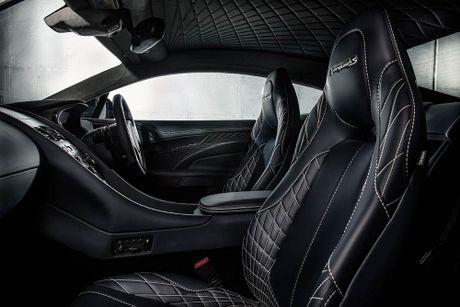 Trinh lang sieu xe Aston Martin Vanquish S 2018 the he moi - Anh 11