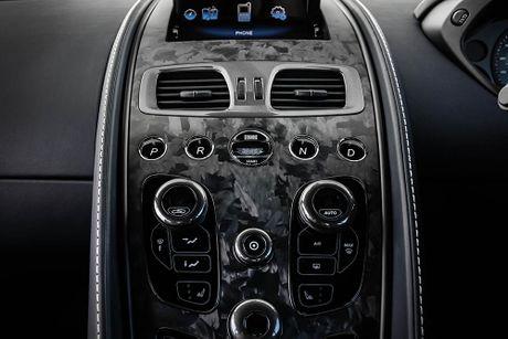 Trinh lang sieu xe Aston Martin Vanquish S 2018 the he moi - Anh 13