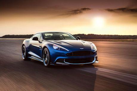 Trinh lang sieu xe Aston Martin Vanquish S 2018 the he moi - Anh 1