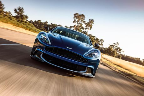 Trinh lang sieu xe Aston Martin Vanquish S 2018 the he moi - Anh 4