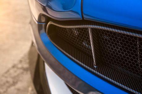 Trinh lang sieu xe Aston Martin Vanquish S 2018 the he moi - Anh 6