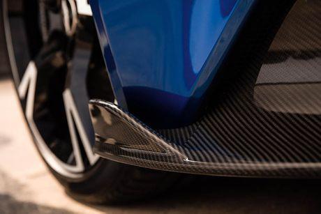 Trinh lang sieu xe Aston Martin Vanquish S 2018 the he moi - Anh 8