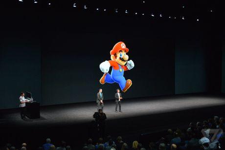 Nintendo phat hanh Super Mario Run cho iOS vao thang 12 - Anh 1