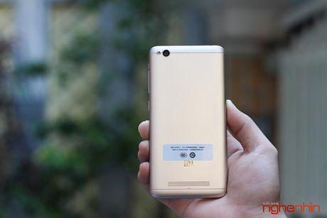 Xiaomi Redmi 4A dau tien len ke Viet gia 2,25 trieu - Anh 2