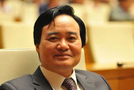 Nhung van de 'nong' chat van Bo truong Bo Giao duc & Dao tao - Anh 1