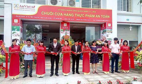 Nam Tu Liem co them 1 cua hang thuc pham sach - Anh 1