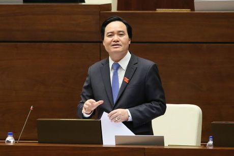 Bo truong Phung Xuan Nha: Khong cam day them chinh dang - Anh 1