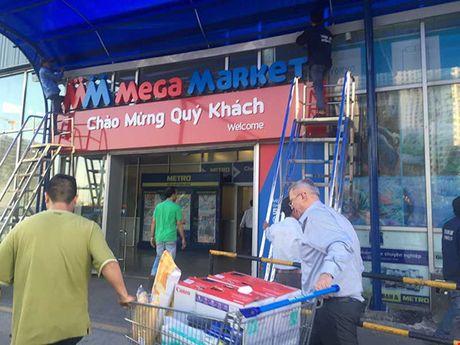 Metro Viet Nam sang ten sau khi doi chu - Anh 1