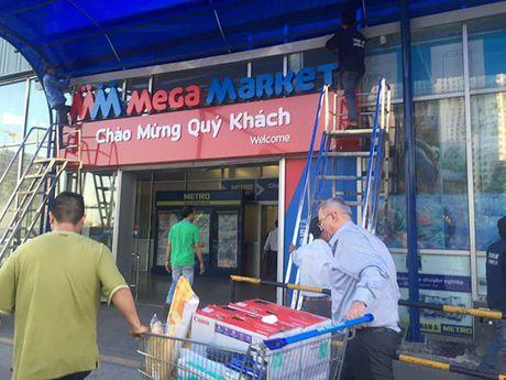 Nguoi Thai bat dau xoa ten Metro, doi thanh MM Mega Market - Anh 1