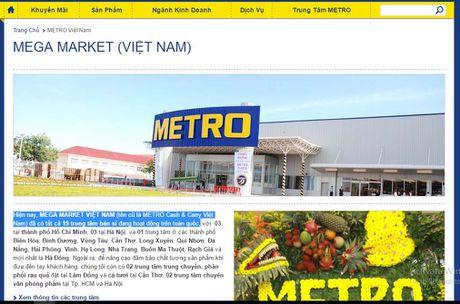 Nguoi Thai bat dau xoa ten Metro, doi thanh MM Mega Market - Anh 2