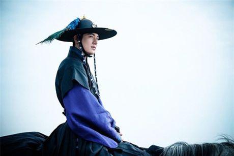 Lee Min Ho bien hoa nhu tac ke trong Huyen thoai bien xanh - Anh 10