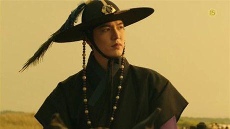 Lee Min Ho bien hoa nhu tac ke trong Huyen thoai bien xanh - Anh 11