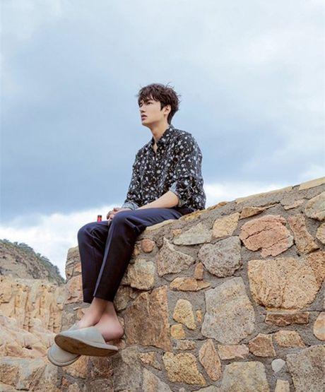 Lee Min Ho bien hoa nhu tac ke trong Huyen thoai bien xanh - Anh 12