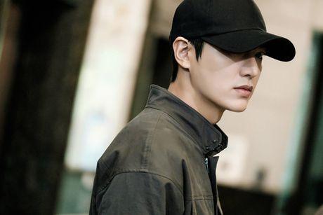 Lee Min Ho bien hoa nhu tac ke trong Huyen thoai bien xanh - Anh 3