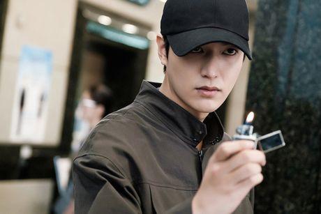 Lee Min Ho bien hoa nhu tac ke trong Huyen thoai bien xanh - Anh 4