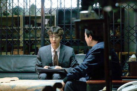 Lee Min Ho bien hoa nhu tac ke trong Huyen thoai bien xanh - Anh 8