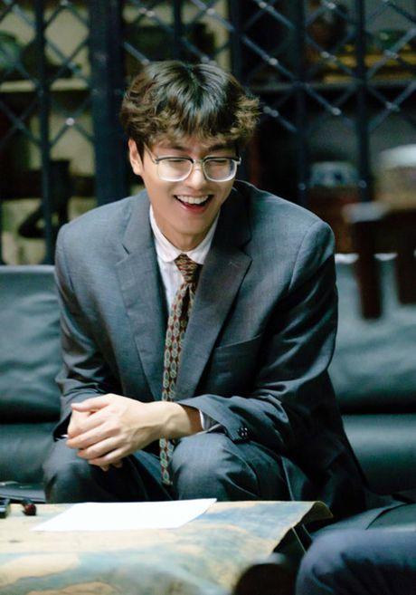 Lee Min Ho bien hoa nhu tac ke trong Huyen thoai bien xanh - Anh 9