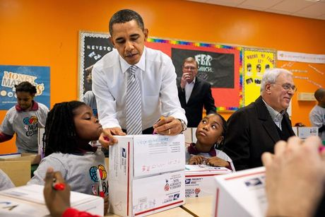 Obama co that nghiep sau khi roi Nha Trang? - Anh 2