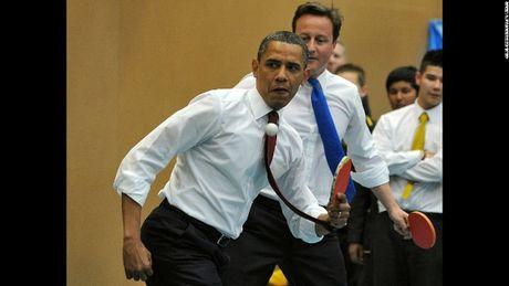 8 nam lam Tong thong My cua Barack Obama qua 100 buc anh (Phan 2) - Anh 13