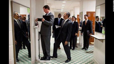 8 nam lam Tong thong My cua Barack Obama qua 100 buc anh (Phan 2) - Anh 4