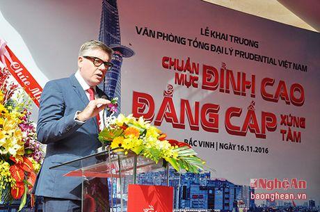 Prudential khai truong van phong tong dai ly Bac Vinh - Anh 1