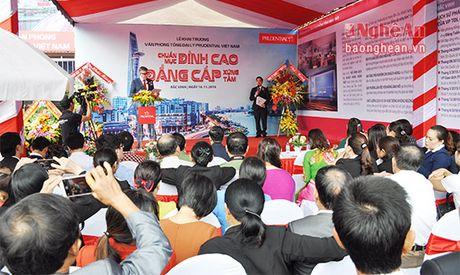 Prudential khai truong van phong tong dai ly Bac Vinh - Anh 2