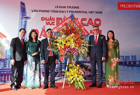 Prudential khai truong van phong tong dai ly Bac Vinh - Anh 3