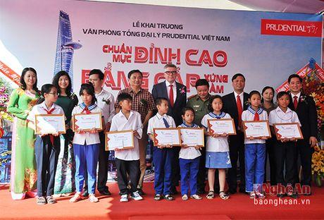 Prudential khai truong van phong tong dai ly Bac Vinh - Anh 4