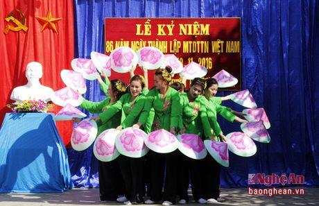 Pho Chu tich UBND tinh du ngay hoi doan ket tai Yen Thanh - Anh 1