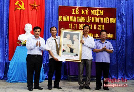 Pho Chu tich UBND tinh du ngay hoi doan ket tai Yen Thanh - Anh 3