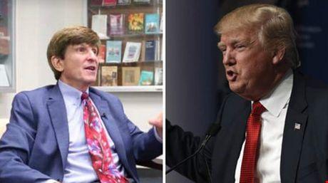 Bac thay tien doan bau cu My: Trump se bi phe truat? - Anh 1