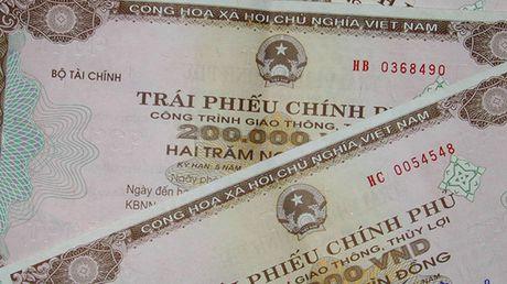 Huy dong 150 ty dong tu dau thau trai phieu chinh phu bao lanh - Anh 1