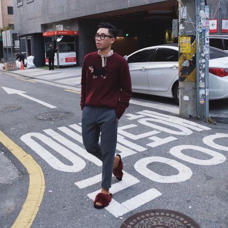 Xu huong nao 'len ngoi' trong streetstyle ngay giao mua cua cac stylist Viet? - Anh 1