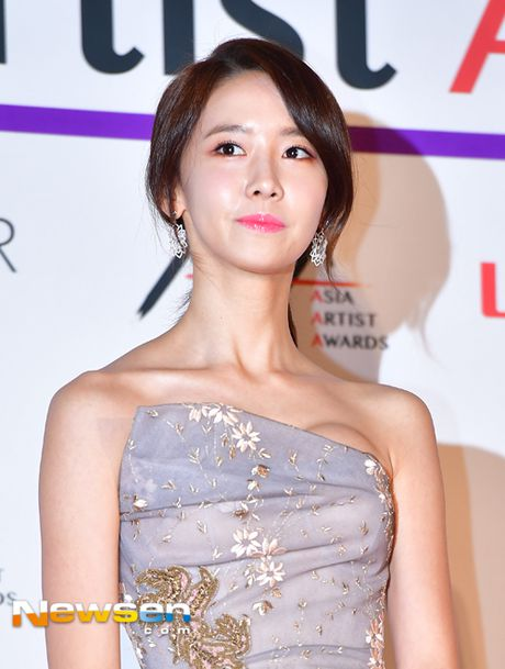 Tham do Asia Artist Awards: Yoona, Suzy, Chi Pu do style cong chua, Park Shin Hye bi che dien do 'ba co' - Anh 11