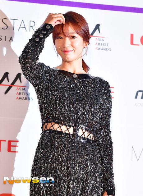 Tham do Asia Artist Awards: Yoona, Suzy, Chi Pu do style cong chua, Park Shin Hye bi che dien do 'ba co' - Anh 14