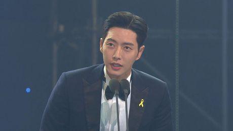 Asia Artist Awards 2016: Yoona, Baekhyun, Park Bo Gum thang lon mang phim anh - Anh 11