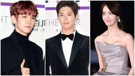 Asia Artist Awards 2016: Yoona, Baekhyun, Park Bo Gum thang lon mang phim anh - Anh 1