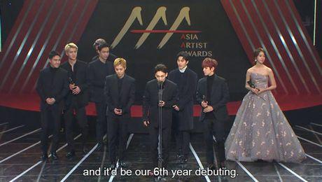Asia Artist Awards 2016: Yoona, Baekhyun, Park Bo Gum thang lon mang phim anh - Anh 4