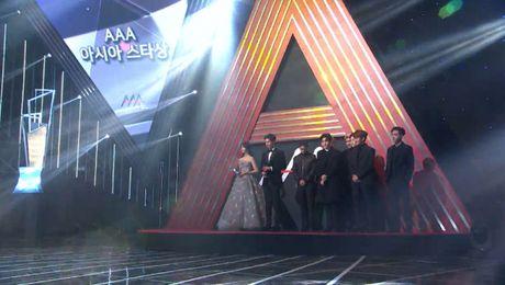 Asia Artist Awards 2016: Yoona, Baekhyun, Park Bo Gum thang lon mang phim anh - Anh 6