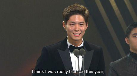 Asia Artist Awards 2016: Yoona, Baekhyun, Park Bo Gum thang lon mang phim anh - Anh 7