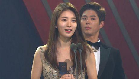Asia Artist Awards 2016: Yoona, Baekhyun, Park Bo Gum thang lon mang phim anh - Anh 8
