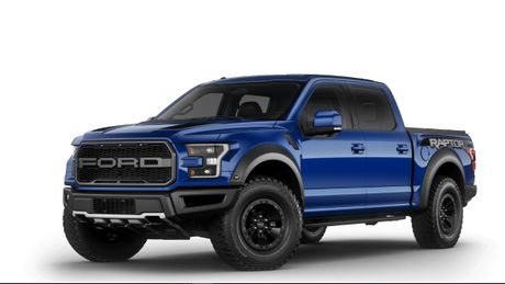 Ford F-150 Raptor co gia 49.520 USD - Anh 1