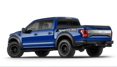 Ford F-150 Raptor co gia 49.520 USD - Anh 2