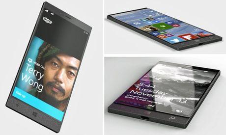 Chan dung sieu pham dien thoai Microsoft Surface Phone manh ngang laptop chinh la day? - Anh 1
