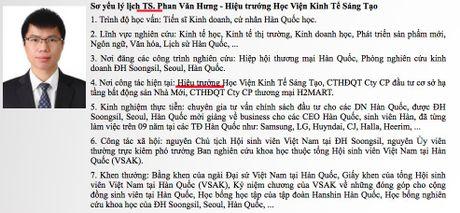 GSTS chui bay phu bat ten co so, van 'kien dinh' chuc danh hieu truong - Anh 2