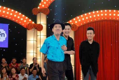 Tran Thanh che bai Truong Giang an mac que mua - Anh 1